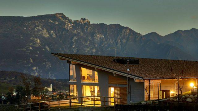 CHP / Chalet Pinocchio, hotel in legno a Brentonico, Trento